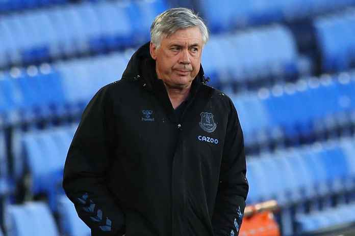 Everton Diminta Tegas Jika Hasil Buruk Terus Berlanjut