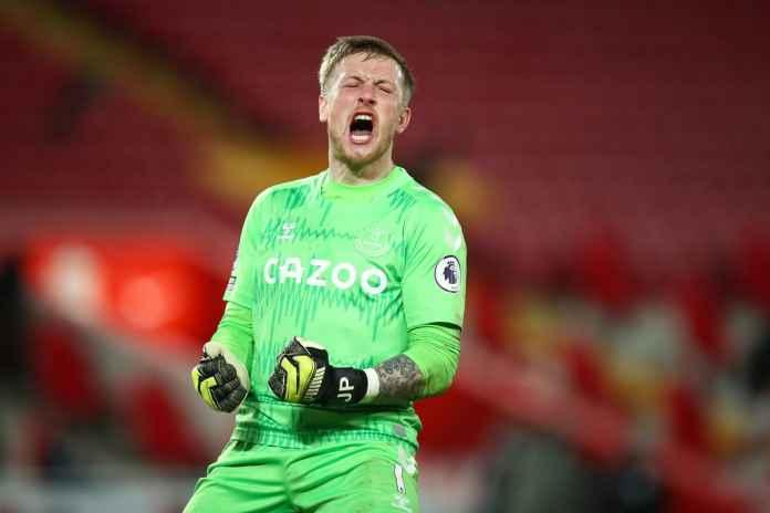 Everton Imbang Kontra Aston Villa, Ini Respons Pickford