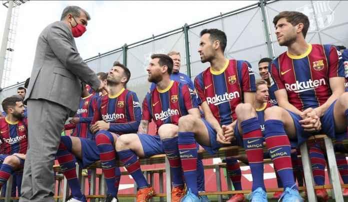 Barcelona Bersiap Rombak Skuad & Cuci Gudang, Cuma Delapan Pemain yang Aman
