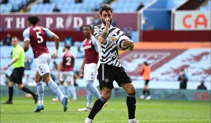 Bos Aston Villa Pertanyakan Hadiah Penalti Man Utd & Kartu Merah Ollie Watkins