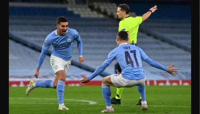 Hasil Liga Inggris: Manchester City Menang, Ferran Torres 3 Gol, Kasihan Kiper Tua Skyblues