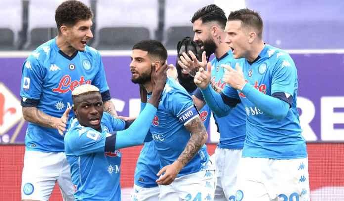 Gara-Gara Napoli Menang, Juve Dipastikan Tetap Urutan Kelima, Apapun Hasil Milan Nanti Malam