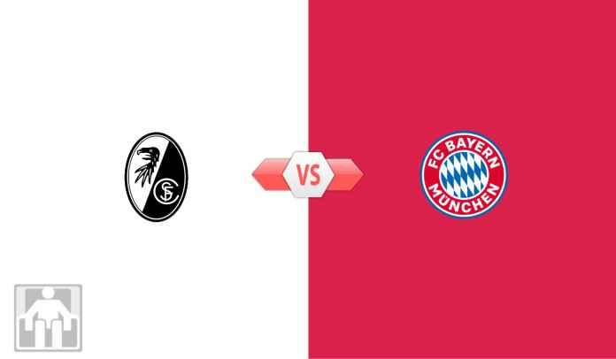 Prediksi Liga Jerman Freiburg vs Bayern Munchen, Robert Lewandowski Batal Cedera