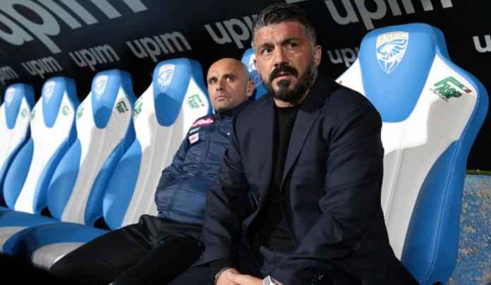 Breaking News : Napoli Gagal Lolos ke Liga Champions, Gennaro Gattuso Dipecat!