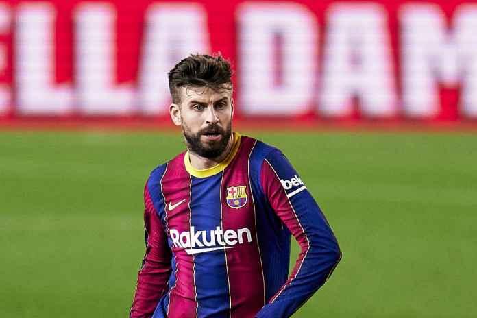 Gerard Pique Ungkap Cara Barca untuk Raih Trofi La Liga