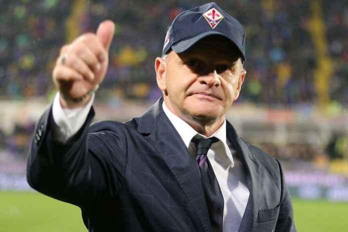 Giuseppe Iachini Emosional Usai Tim Kalah Kontra Napoli