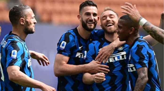 Hasil Liga Italia: Inter Menang 5-1, Satu Gol Lagi Bisa Samai Catatan Tim Paling Produktif