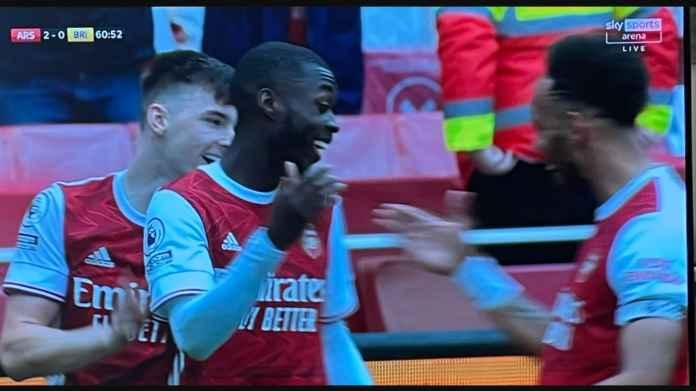 Arsenal Gagal Lolos ke Eropa Gara-gara 2 Gol Gareth Bale ke Gawang Leicester