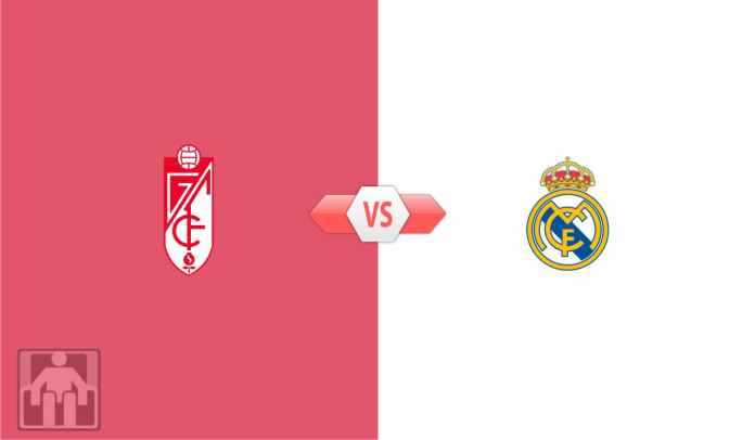 Prediksi Granada vs Real Madrid, Harusnya El Grana Lawan Mudah Bagi Los Blancos