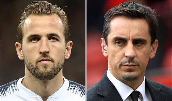 Gary Neville Desak Man Utd Tawarkan Tiga Pemain Ini ke Spurs Demi Dapatkan Harry Kane