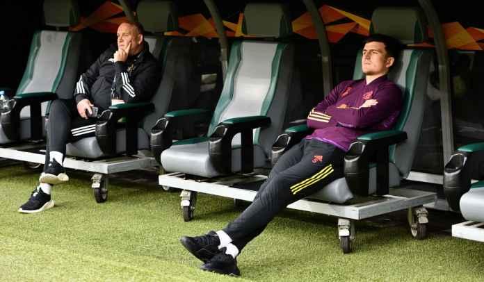 Duh Gawat, Harry Maguire Absen Latihan Terakhir Man Utd Jelang Final Liga Europa