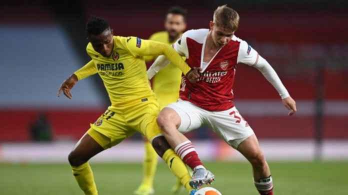 Hasil Arsenal vs Villarreal di semifinal Liga Europa