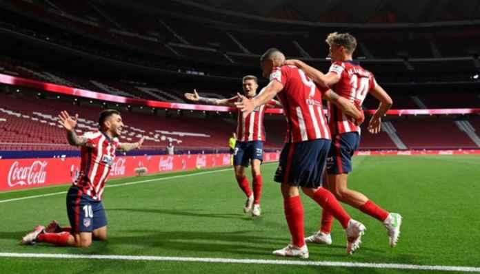 Hasil Atletico Madrid vs Real Sociedad di Liga Spanyol