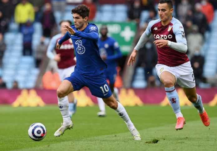 Hasil Liga Inggris: Gol Werner Dianulir dan Kaptennya Kartu Merah, Chelsea Kalah di Laga Terakhir di Aston Villa