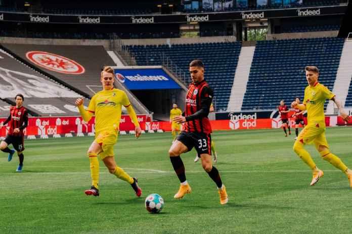 Hasil Eintracht Frankfurt vs Freiburg, Die Adler Amankan Tiket Liga Europa dengan Sempurna