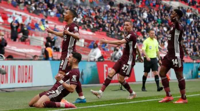 Hasil FInal Piala FA - Hasil Chelsea vs Leicester City