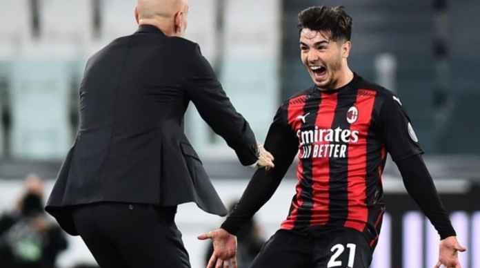 Hasil Juventus vs AC Milan di Liga Italia - Brahim Diaz Cetak Gol Spektakuler