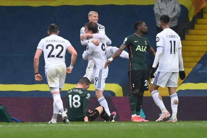 Hasil Leeds United vs Tottenham Hotspur, The Whites Sukses Bekuk Spurs dan Geser Posisi Arsenal