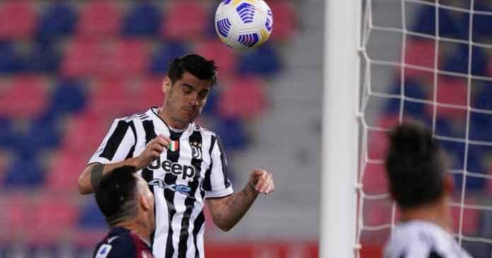 Hasil Liga Italia - Hasil Bologna vs Juventus tadi malam