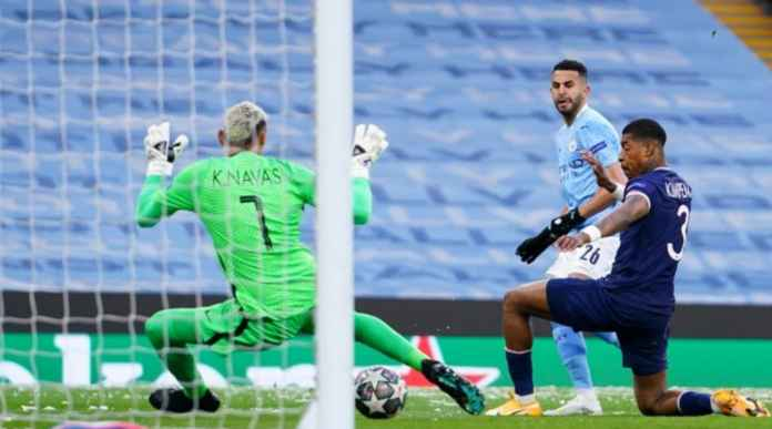 Hasil Manchester City vs PSG di semifinal Liga Champions