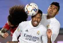 Hasil Real Madrid vs Osasuna di La Liga Spanyol pekan ke 34