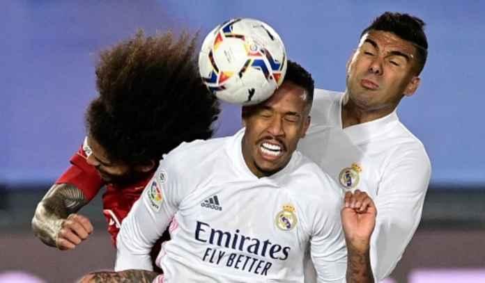 Hasil Real Madrid vs Osasuna di La Liga Spanyol pada minggu ke-34