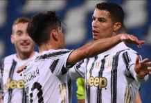 Hasil Sassuolo vs Juventus di Liga Italia