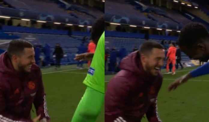 Aksi Cengengesannya Viral, Eden Hazard Dikecam Fans Real Madrid Habis-Habisan