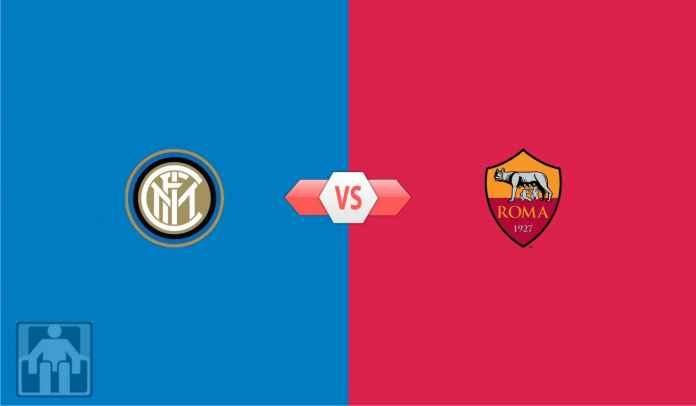 Prediksi Inter Milan vs Roma, Usai Double Hattrick Imbang, Masa Mau Seri Lagi?