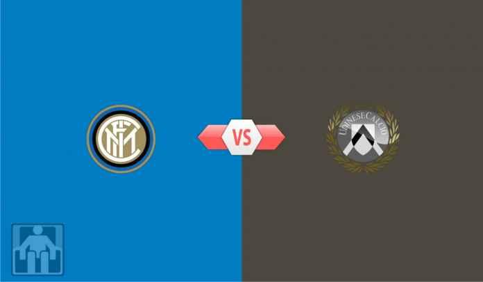 Prediksi Liga Italia Inter Milan vs Udinese, Angkat Trofi Serie A Dengan Kemenangan