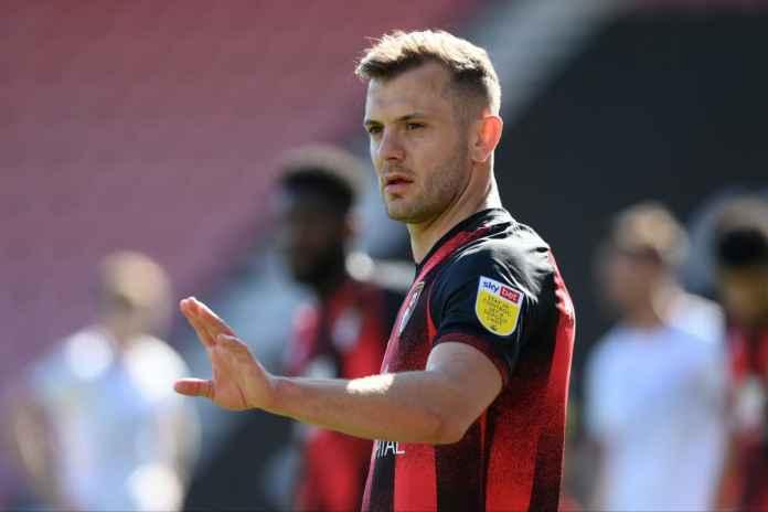 Jack Wilshere Gagal Meyakinkan Bournemouth