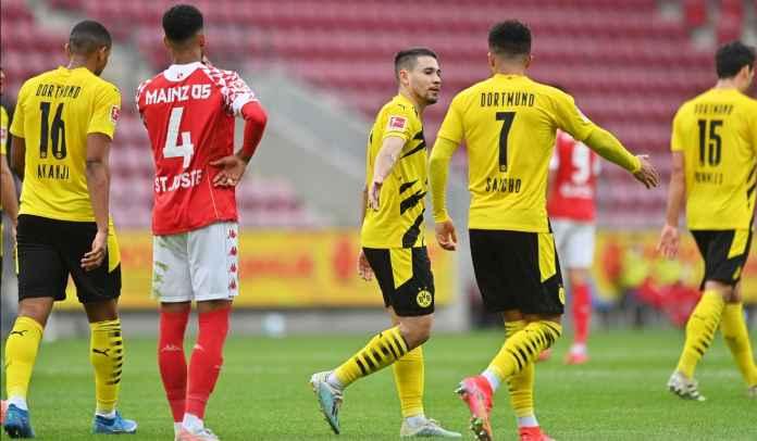 Man Utd Bakal Makin Ngiler Usai Lihat Dua Assist & Rekor Jadon Sancho Tadi Malam