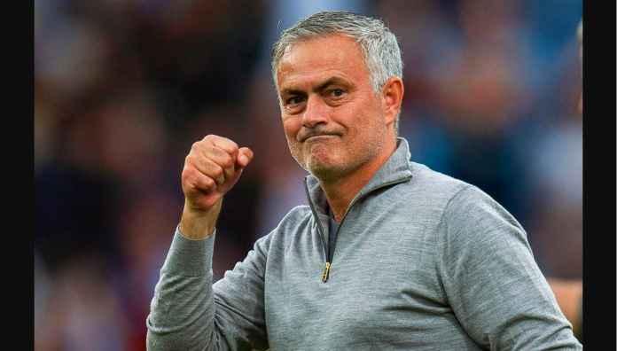 Jose Mourinho Manajer AS Roma! Cuma Menganggur 15 Hari Saja