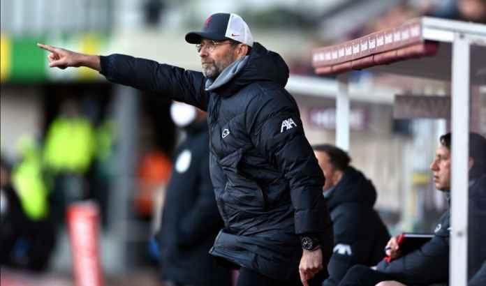 Jurgen Klopp Sebut Kemenangan vs Burnley Bak Semifinal, Finalnya Nanti vs Crystal Palace