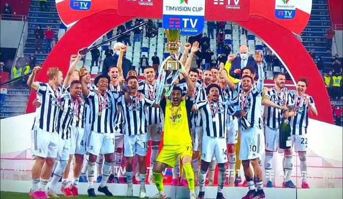 Juventus Juara Edisi Musim 2020/2021, Ini Daftar Kolektor Gelar Coppa Italia Terbanyak