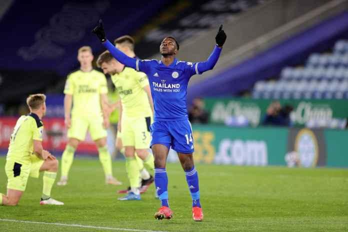 Kelechi Iheanacho Ungkap Cara Atasi Tekanan Fans Leicester