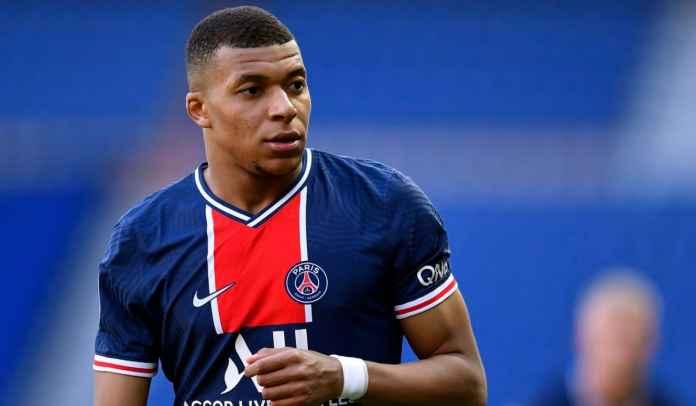 Kylian Mbappe Tunda Kontrak Baru di Paris Saint-Germain Karena Dua Hal Ini