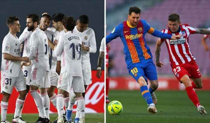 Perburuan Gelar La Liga : Nasib Real Madrid Berada di Tangan Mereka Sendiri