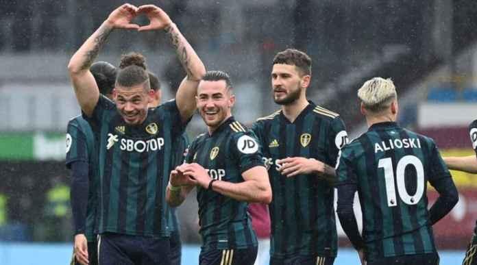 Hasil Liga Inggris: Jebolan Real Madrid 2 Gol, Bawa Leeds Menang 0-4 di Burnley