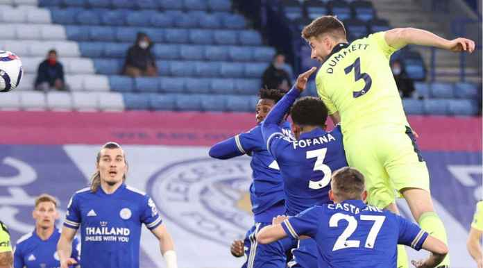 Hasil Liga Inggris Tadi Malam: Leicester Bisa Ulangi Tragedi Musim Lalu, Tersingkir Pada Dua Pekan Terakhir