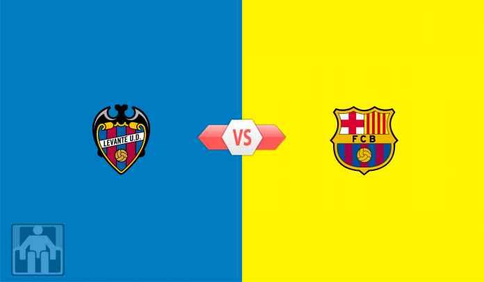 Prediksi Levante vs Barcelona, Kembali ke Jalur Kemenangan, Kejar Kembali Gelar Liga