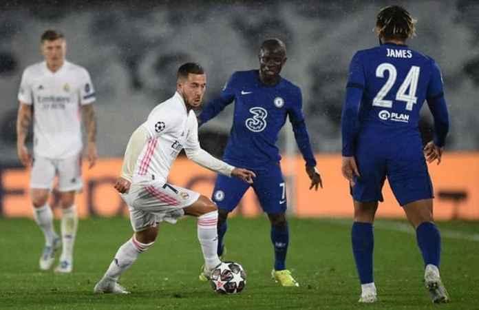 Eden Hazard Siap Lukai Chelsea Demi Bawa Real Madrid ke Final Liga Champions