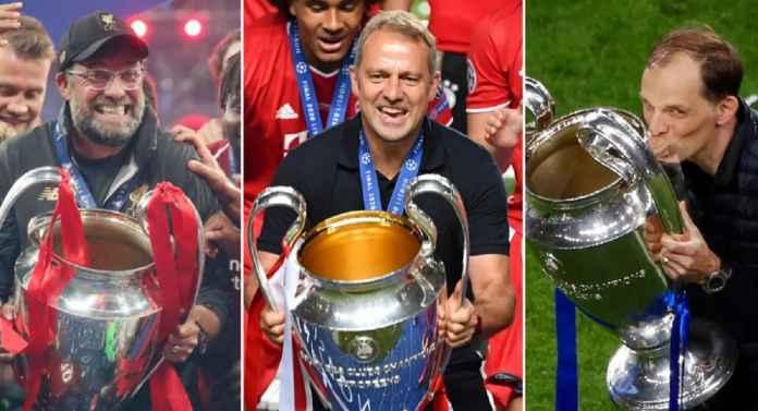 Tiga Musim Beruntun Trofi Liga Champions Jadi Milik Pelatih Jebolan Bundesliga