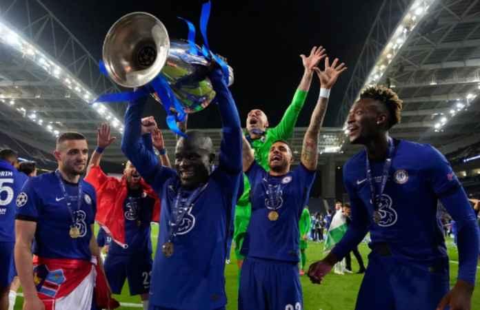 N'Golo Kante Satu dari Hanya Enam Pemain yang Menangkan Tiga Trofi Papan Atas