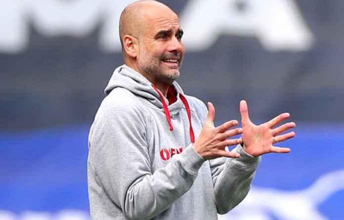Pep Guardiola Minta Manchester City Tak Emosi Hadapi PSG