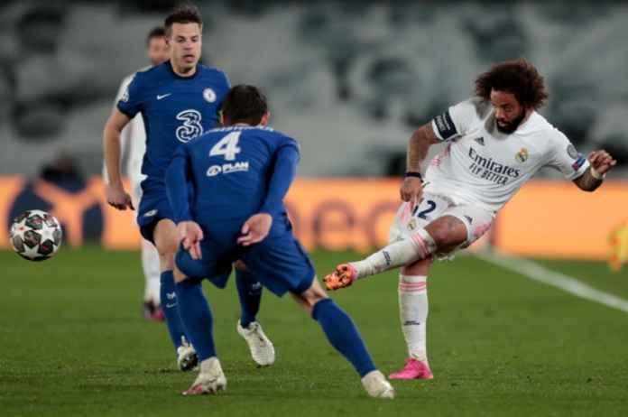 Real Madrid Siapkan Jet Pribadi untuk Marcelo Menyusul ke Chelsea