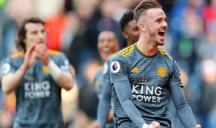 Terus Bersaing, Chelsea dan Manchester City Perebutkan Playmaker Leicester