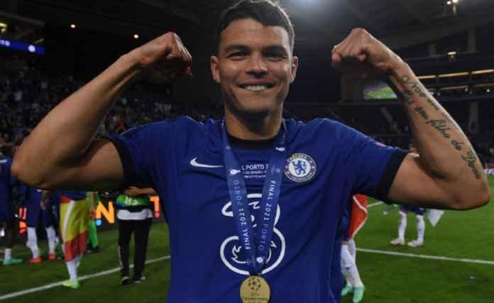 Perpanjang Kontrak Thiago Silva, Chelsea Tetap Incar Bek Tengah Baru