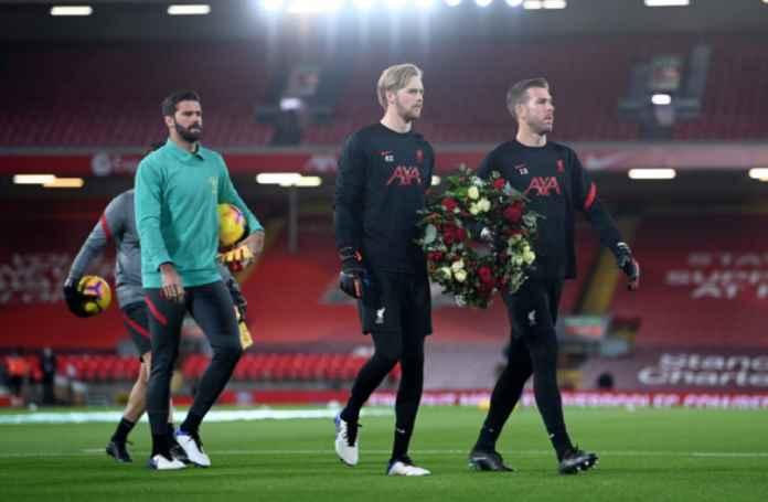 Liverpool Tekad Amankan Ketiga Kipernya dengan Kontrak Baru