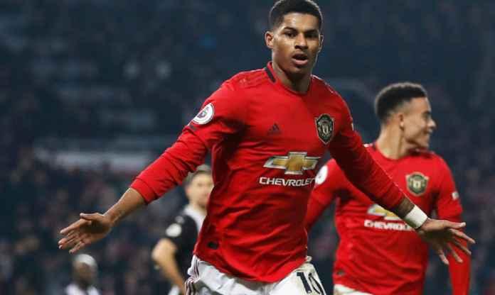 Manchester United Lakukan Empat Perubahan Kontra Aston Villa Usai Rashford Kembali